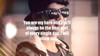 Video Harris J - My Hero Lyrics download MP3, 3GP, MP4, WEBM, AVI, FLV Desember 2017