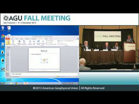 Fall Meeting 2013 Press Conference: The Weak Solar Cycle and