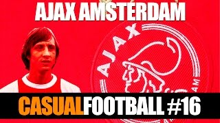 Baixar Atrox CF #16 - Ajax Amsterdam, o futebol total de Cruyff & Cia!