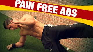 7 Core Exercises for Low Back Pain (IMPORTANT!) thumbnail