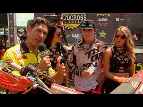 2016 Rockstar Energy Drink Motocross Nationals - R5 - Courtland, ON