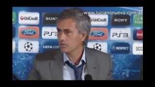 Las mejores frases de Mourinho