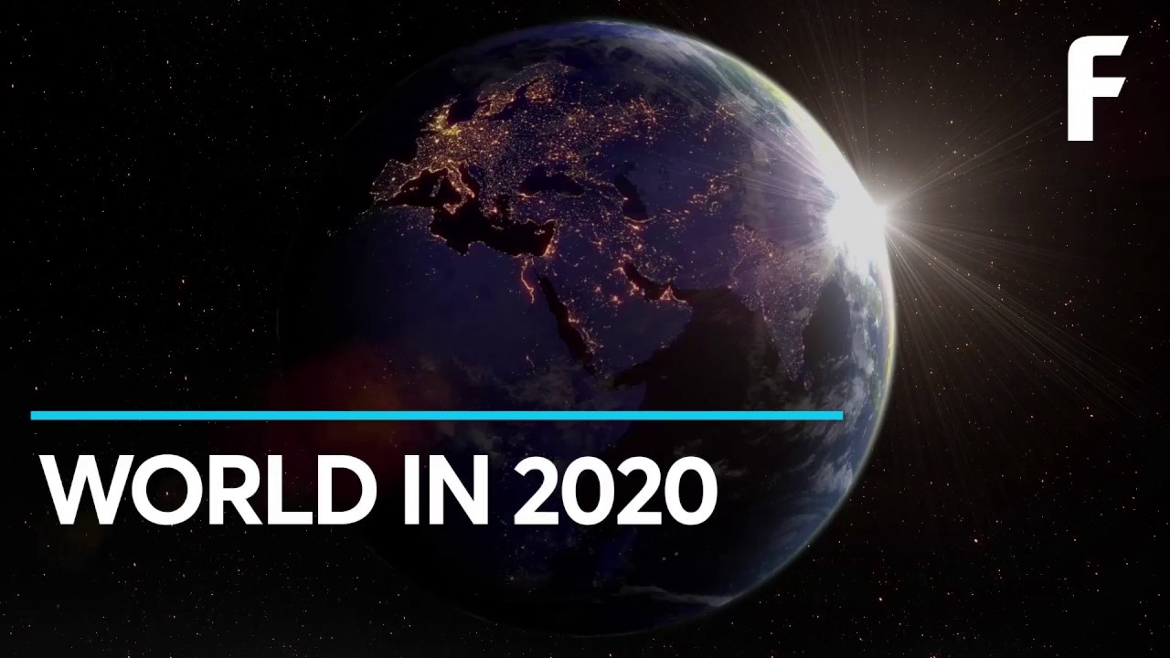 What Will The World Look Like In