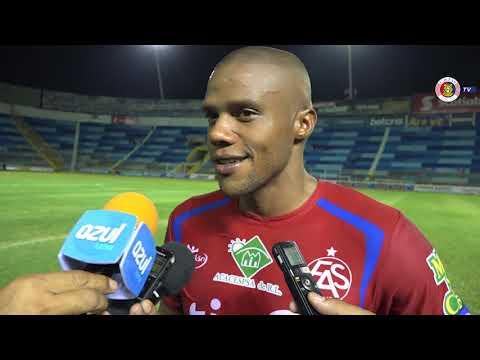 FAS 2-0 Chalatenango | Entrevista Luis Perea | Jornada 14 - Clausura 2018