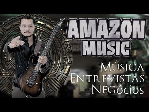 AMAZON MUSIC - DAILY VLOG - PART I - JACKSON PASTANA