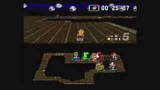 Super Mario Kart Wii U Virtual Console trailer (Europe)