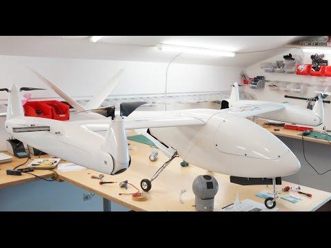Quantum-Systems™ VTOL Transition Fixed Wing UAV