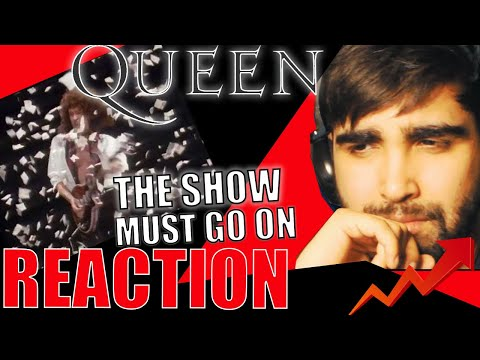 QUEEN - The Show Must Go On || REACTION / REVIEW