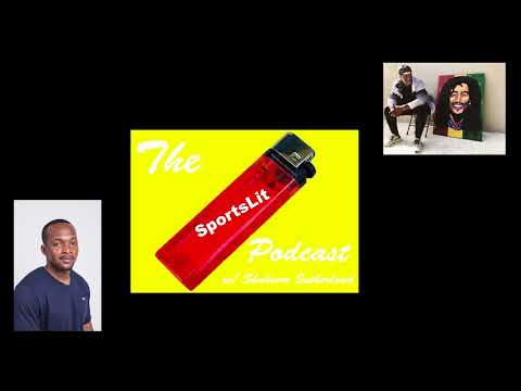 How former football player Nick Henry became an artist- The SportsLit Podcast w/Shaheem Sutherland