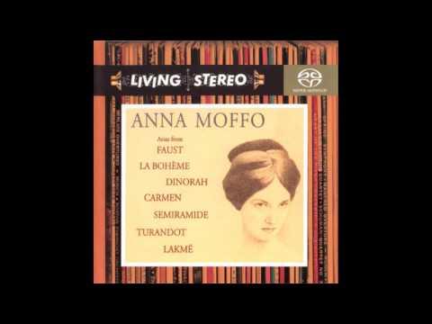 """Anna Moffo — """"Signore, Ascolta"""" (Puccini: Turandot, Act I)"""