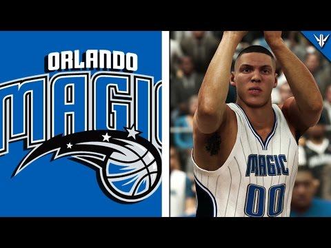 NBA 2K17 MyLEAGUE: REBUILDING the Orlando Magic