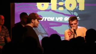 Griff Vs. Hutch - Beatbox Battle Maurepas - 1/8 Final