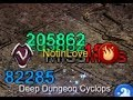 [Mu online season 12] Grow Lancer/200.000 AoE DAMAGE/Deep Dungeon 2 - Solo NIXIES / SELUPAN