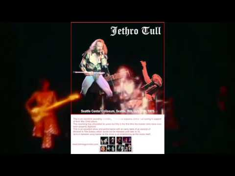 Jethro Tull - Warchild - Live In Seattle 1975 2CD set
