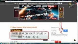 Download Stacking Pc Game Fullversion Free 2012 Skidrow Cracked Mediafire Links Online Working