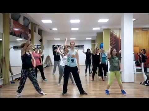 Zumba® fitness Kraljevo Llp ft Mike Diamondz FIRE