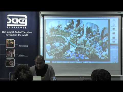 SAE Session: Official Ableton live workshop with 3rd party plugins (Reaktor), by Mike Huckaby