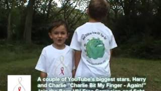 Born HIV Free - Make Your Voice Heard - Harry and Charlie ask you to help