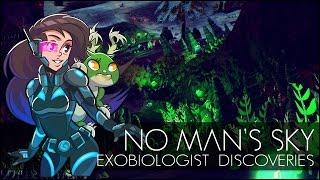 Repeated Planetary Crash-Landings • No Man's Sky: Exobiologist Discoveries - Episode #3