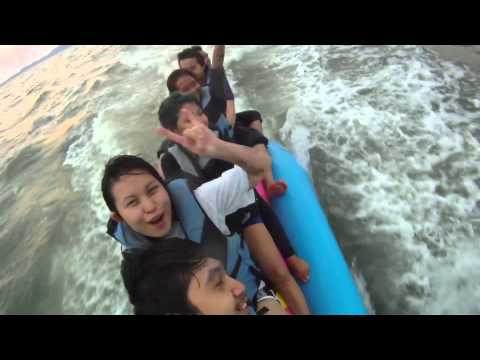 Trip เที่ยวทะเล (Banana Boat) Pattaya