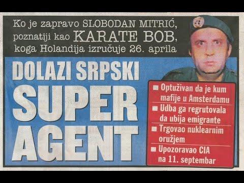 SERBIAN SUPER AGENT ARRIVES - ДОЛАЗИ СРПСКИ СУПЕР АГЕНТ