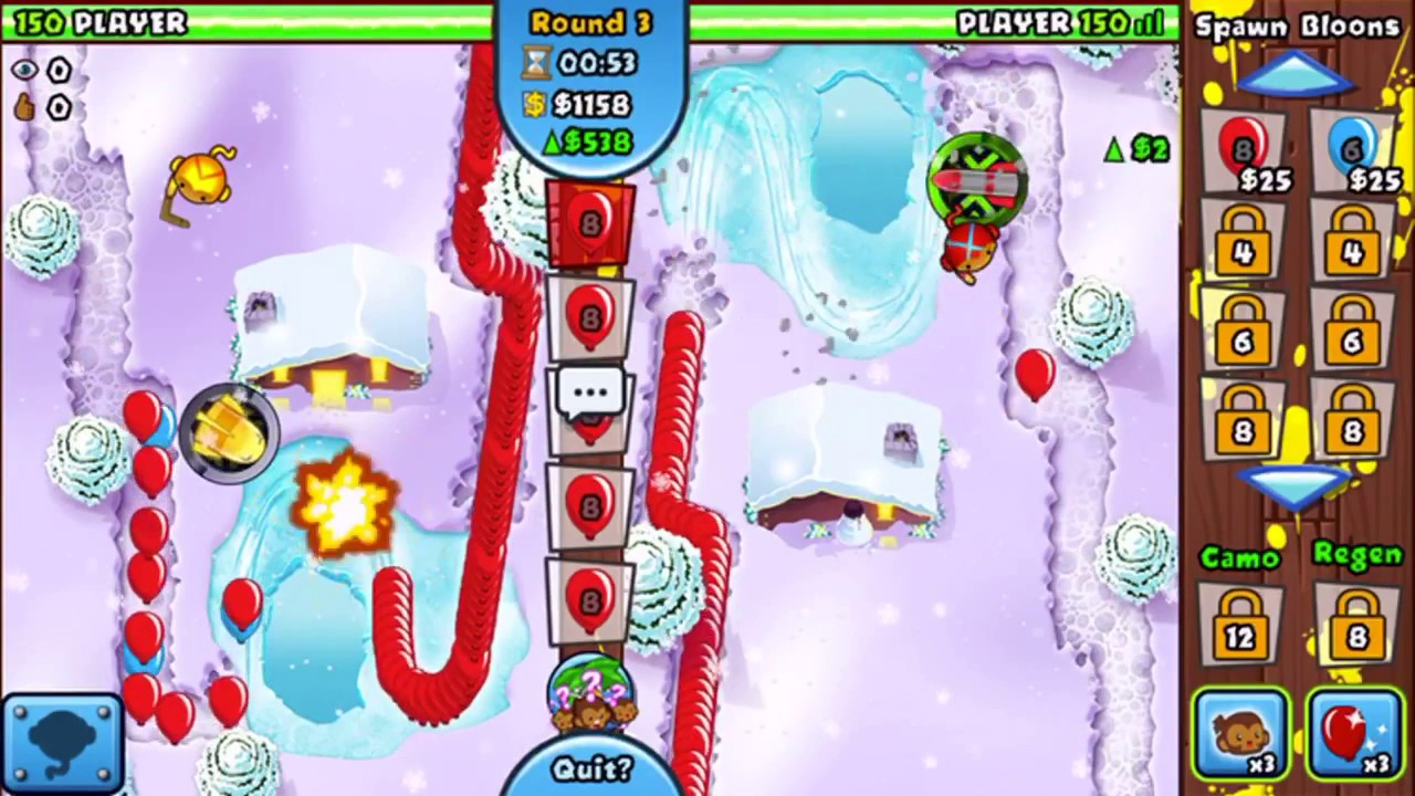 bloons td battles free club access