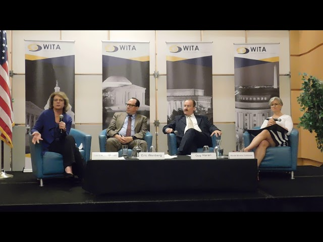 6/13/19: Panel Discussion on Impacts of the Trade War- Part 2