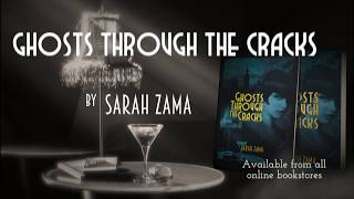 Ghosts Though the Cracks (book trailer)