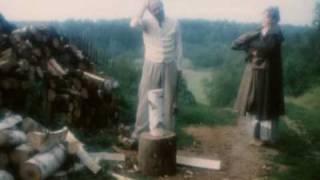 "к/ф ""Вишневый сад"" Часть 1 The Cherry Orchard  Reel 1"