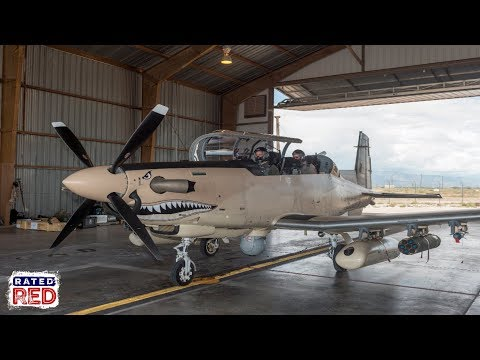 The Air Force Is On the Lookout for the Next Light Attack Aircraft
