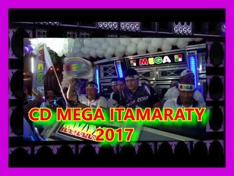REGGAE MUSIC -  CD MEGA ITAMARATY 2017