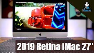 "Testing The Apple iMac 27"" 2019 With Core i9 & Vega 48"
