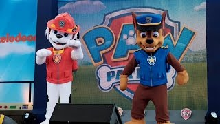 Paw Patrol Meet and Greet Chase & Marshall at Paw Patrol Ready for Action Event thumbnail
