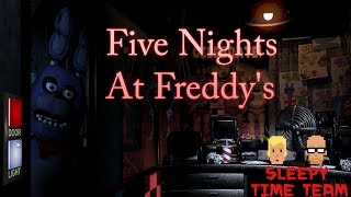 STT: Five Nights At Freddy's