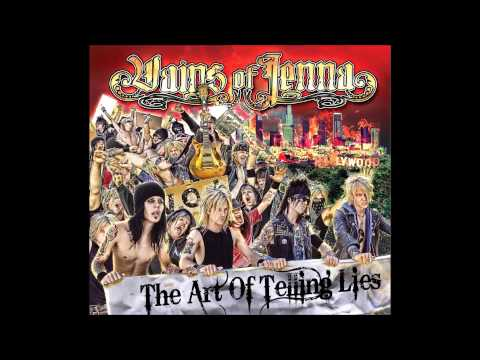 Vains Of Jenna - The Art Of Telling Lies Full Album