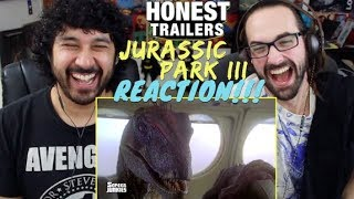 Honest Trailers - JURASSIC PARK 3 REACTION & UNBOXING Pacific Rim: Uprising GIFT BOX!!!