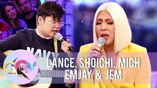 "Vice Ganda and Jem perform Nina's ""Someday"" 