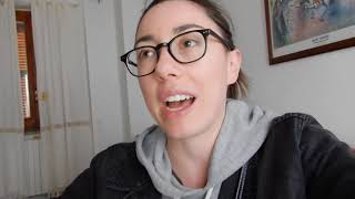 Vlog in Italian #69: seconda settimana ad Agnone, Molise
