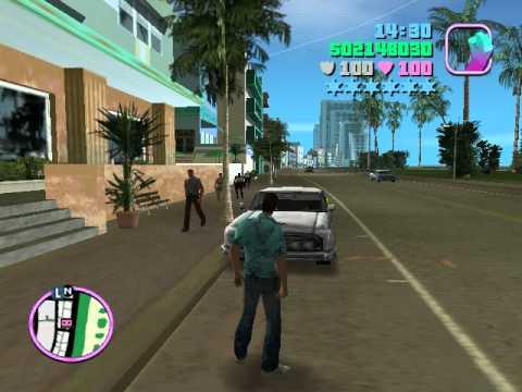 โปรเกมส์ GTA VICE CITY