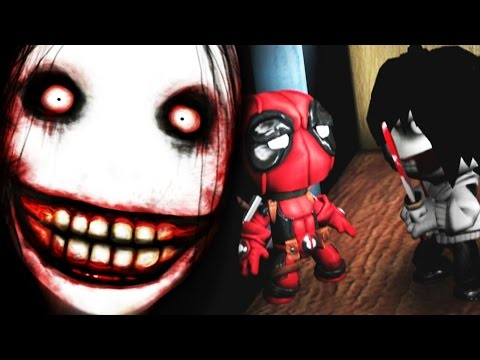 LittleBigPlanet 3 -  JEFF THE KILLER CREEPYPASTA - (Little Big Planet 3)