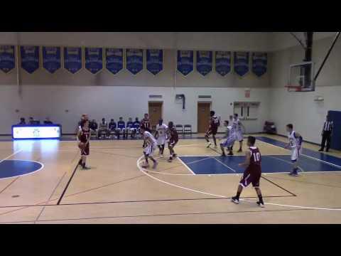 Fairfax Baptist Temple Academy VS Temple Baptist School Varsity Boys Basketball Game 2/10/17