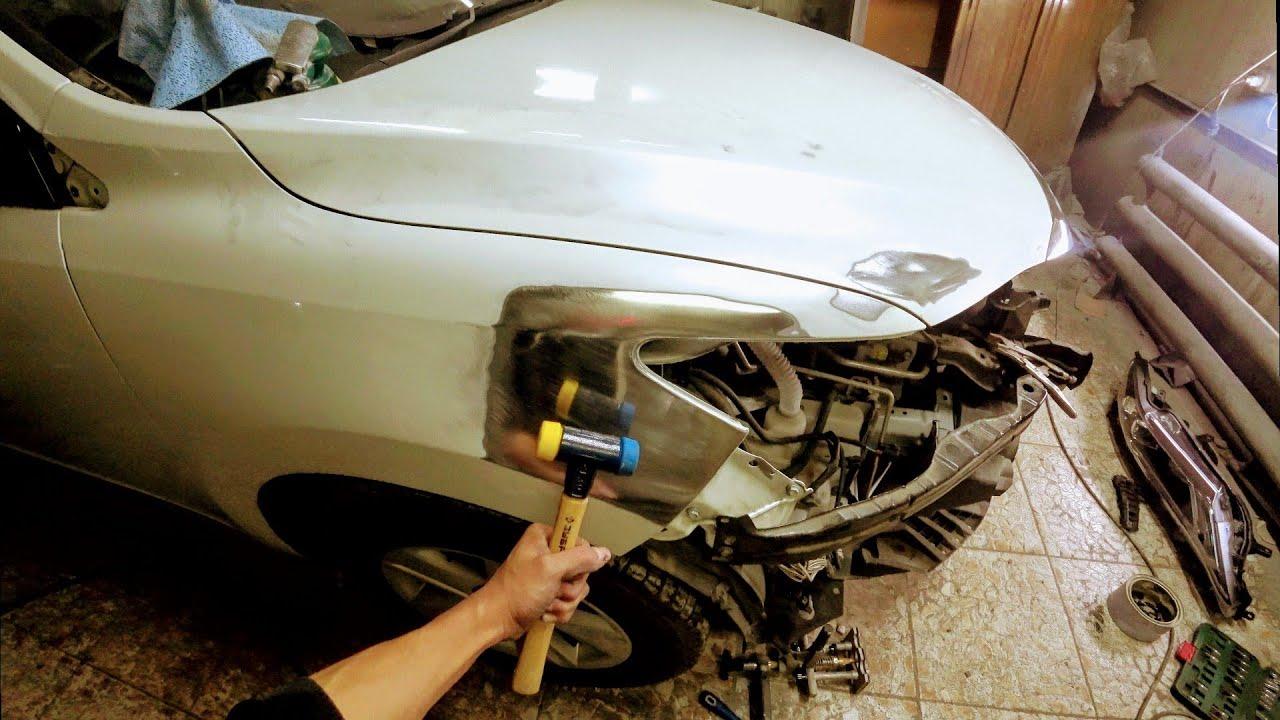 Самый качественный кузовной ремонт Саша ли