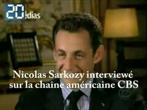 Nicolas Sarkozy : Le Top 10  Gaffe