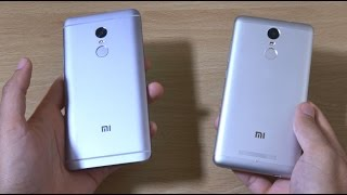 Xiaomi Redmi Note 4 vs Redmi Note 3 - Speed & Camera Test!
