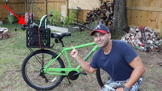 How to SET UP a Cruiser Bicycle for the Beach!