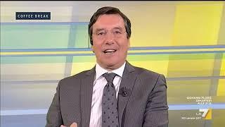 De Manzoni vs Comi: 'Secondo lei mollano un lavoro fisso per prendersi il reddito di ...