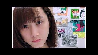 松井玲奈、お風呂上がりのすっぴん披露!「美しい」とファン絶賛.