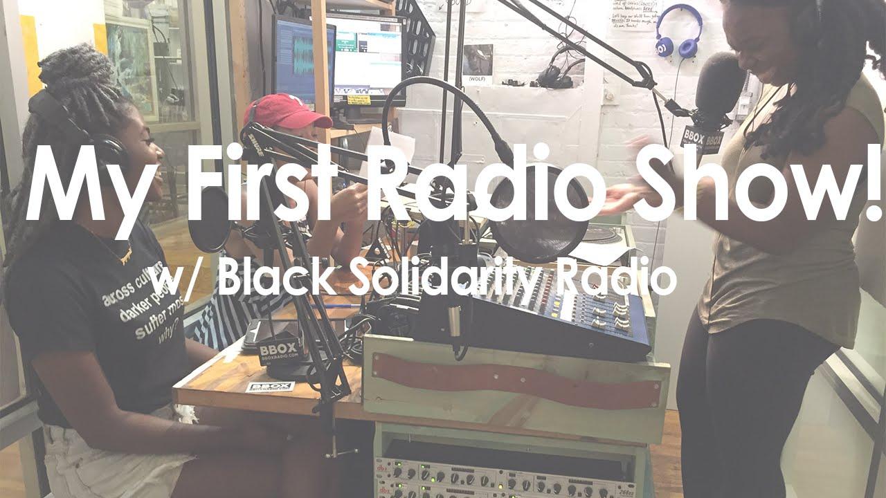 Black Solidarity Radio: The Relationship b/w Black Men & Women