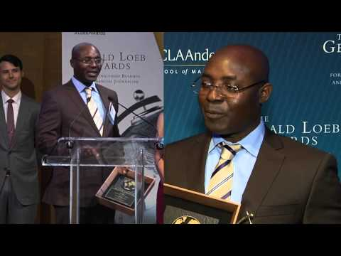 Gerald Loeb Awards Announces Call for Entries for 2015 Competition