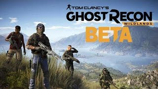 TOM CLANCY'S GHOST RECON WILDLANDS AO VIVO! (PS4 Pro Gameplay)